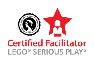 Lego® Serious Play® certified facilitator logo