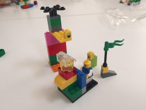 individual #legoseriousplay model #lspmed #todiappydays